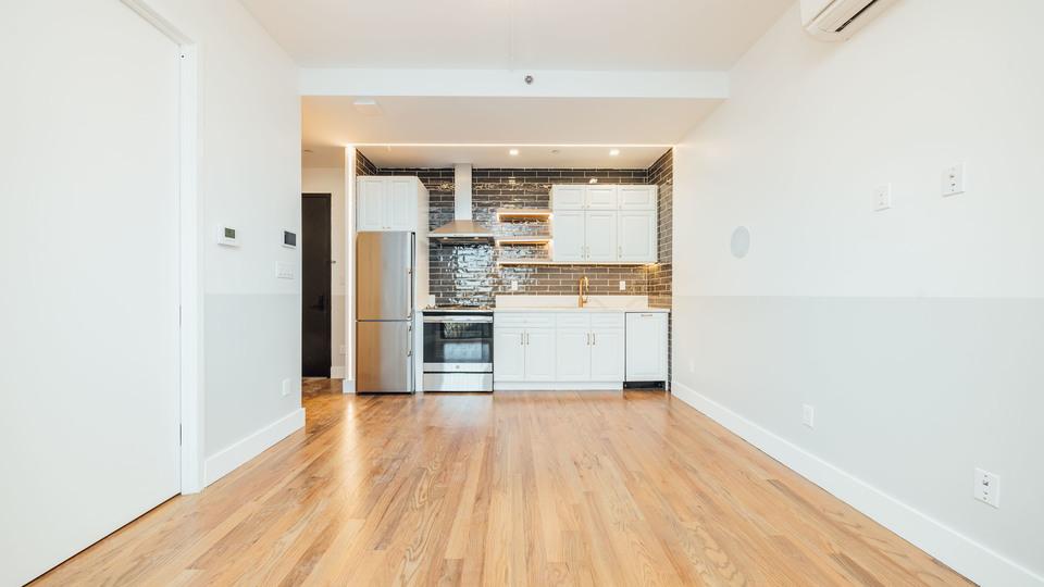 A $2,700.00, 1 bed / 1 bathroom apartment in Bushwick