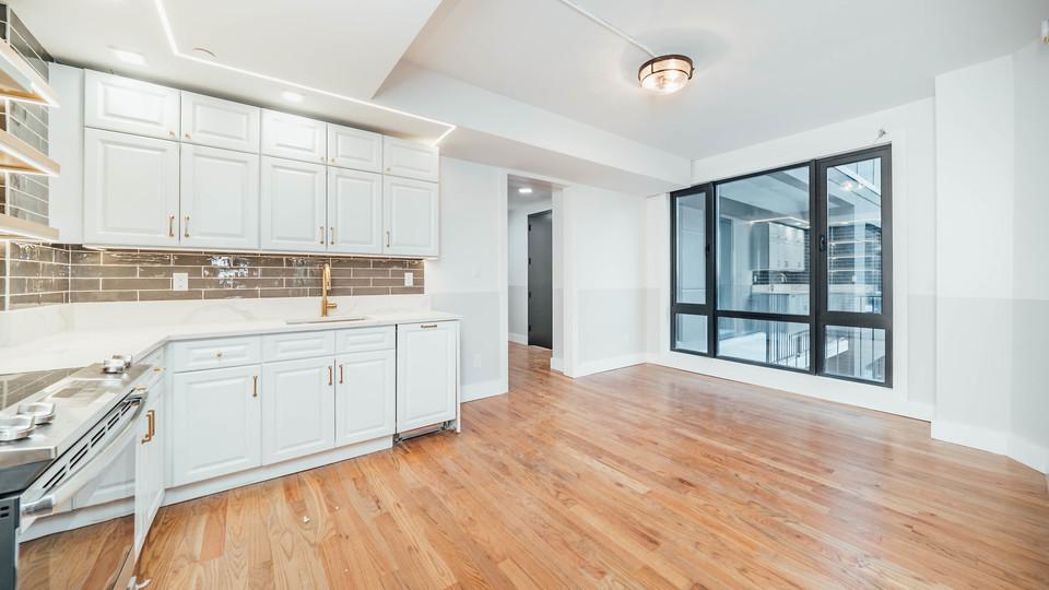 A $4,375.00, 3 bed / 3 bathroom apartment in Bushwick