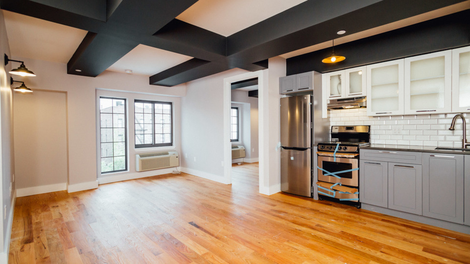 A $2,467.00, 2 bed / 1 bathroom apartment in Flatbush