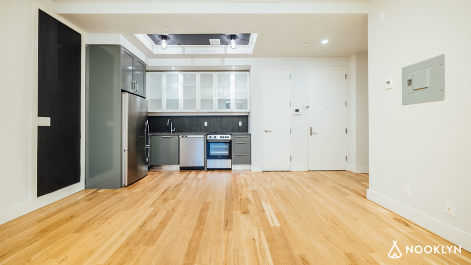 A $3,100.00, 2 bed / 2 bathroom apartment in Bed-Stuy