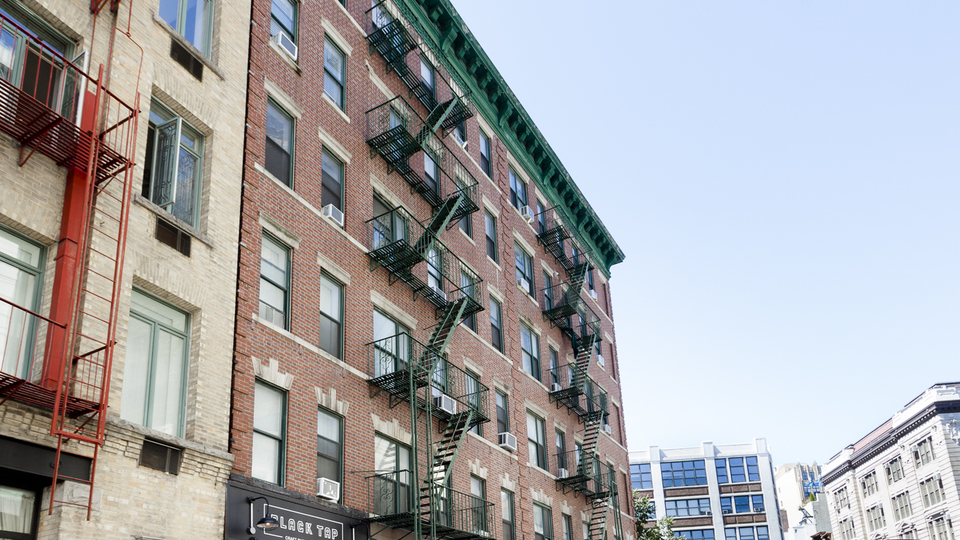 A $3,295.00, 2 bed / 1 bathroom apartment in Soho