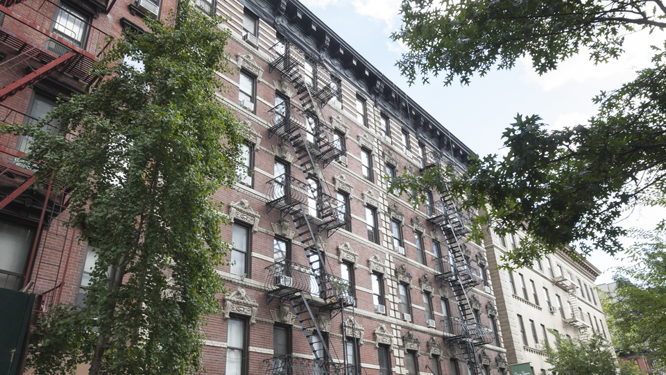 A $4,095.00, 2 bed / 1 bathroom apartment in Soho