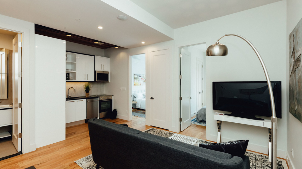 A $3,300.00, 4 bed / 2 bathroom apartment in Crown Heights