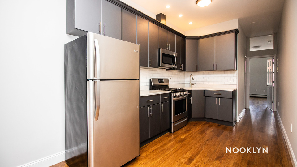 A $2,475.00, 2 bed / 2 bathroom apartment in Bushwick
