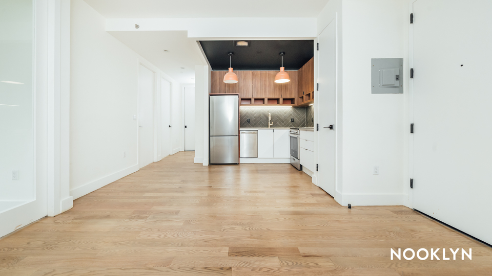 A $3,140.00, 3 bed / 2 bathroom apartment in Bed-Stuy
