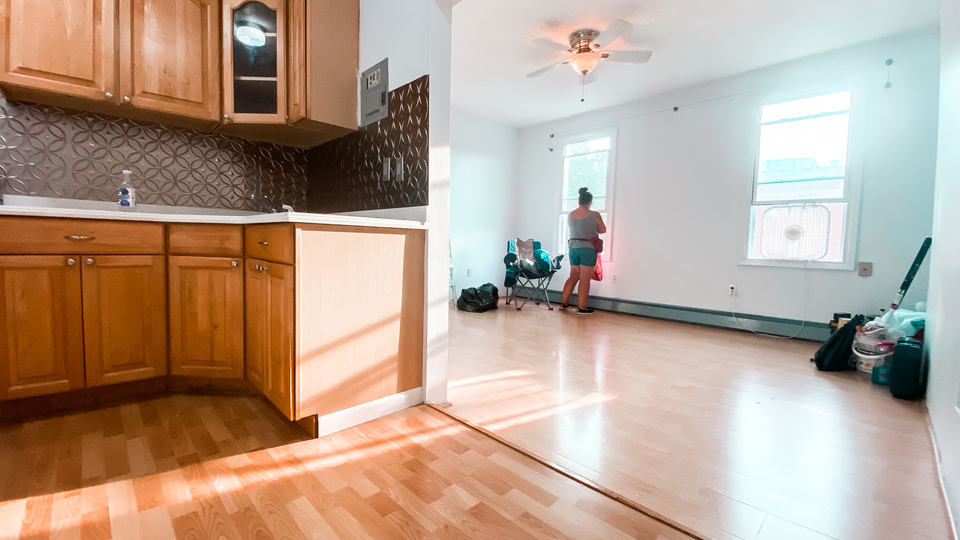 A $2,979.00, 2 bed / 1 bathroom apartment in Williamsburg