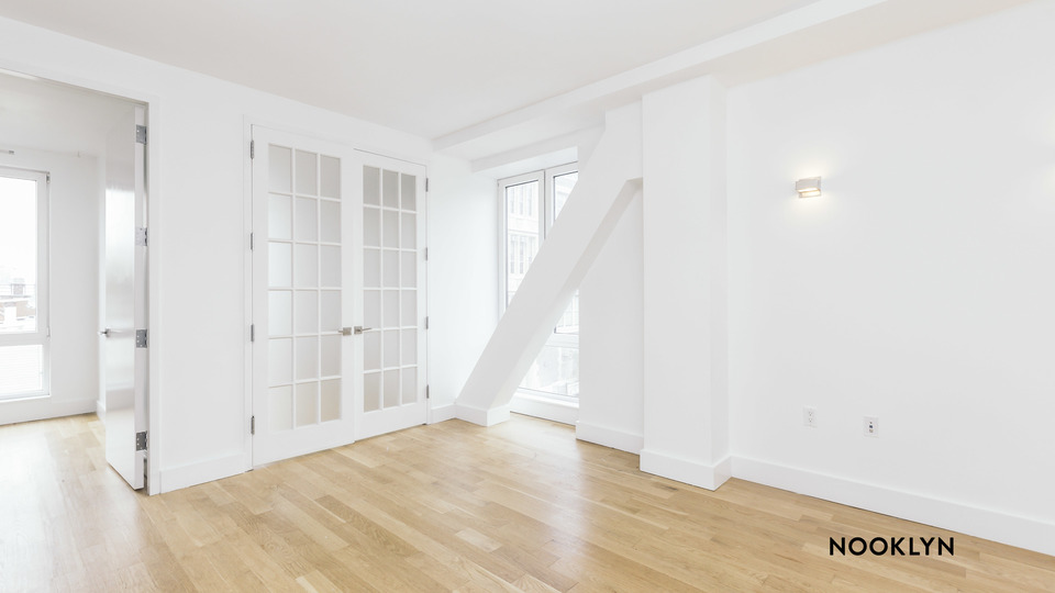 A $2,800.00, 2 bed / 1 bathroom apartment in Williamsburg