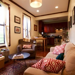 A $3,400.00, 3 bed / 1 bathroom apartment in Crown Heights