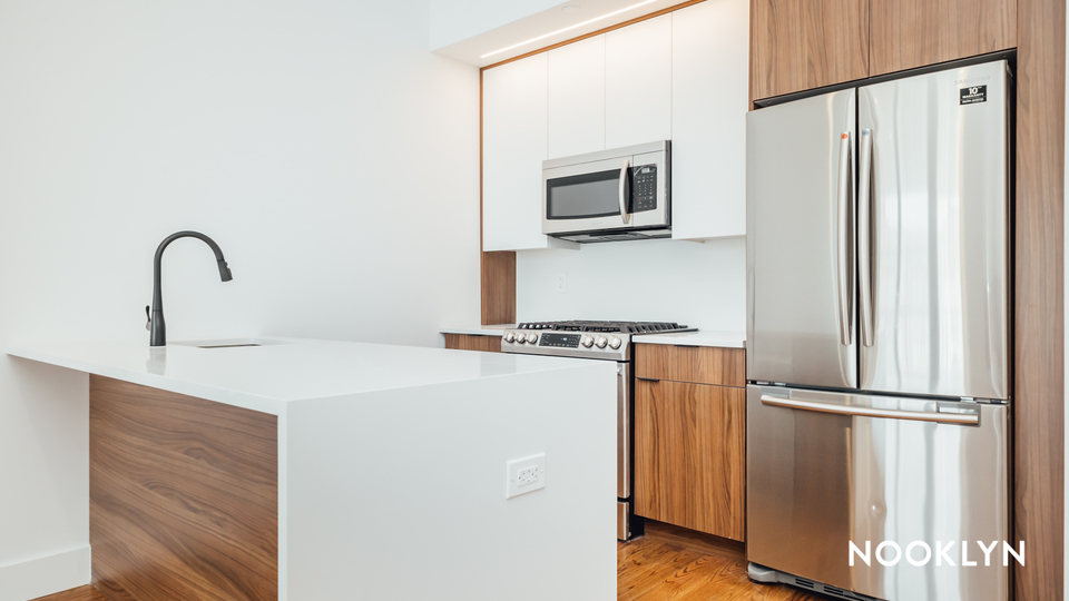 A $2,850.00, 1 bed / 1 bathroom apartment in Bed-Stuy