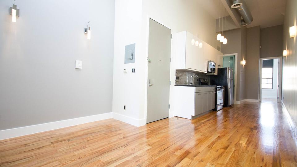 A $2,200.00, 2 bed / 1 bathroom apartment in Bushwick