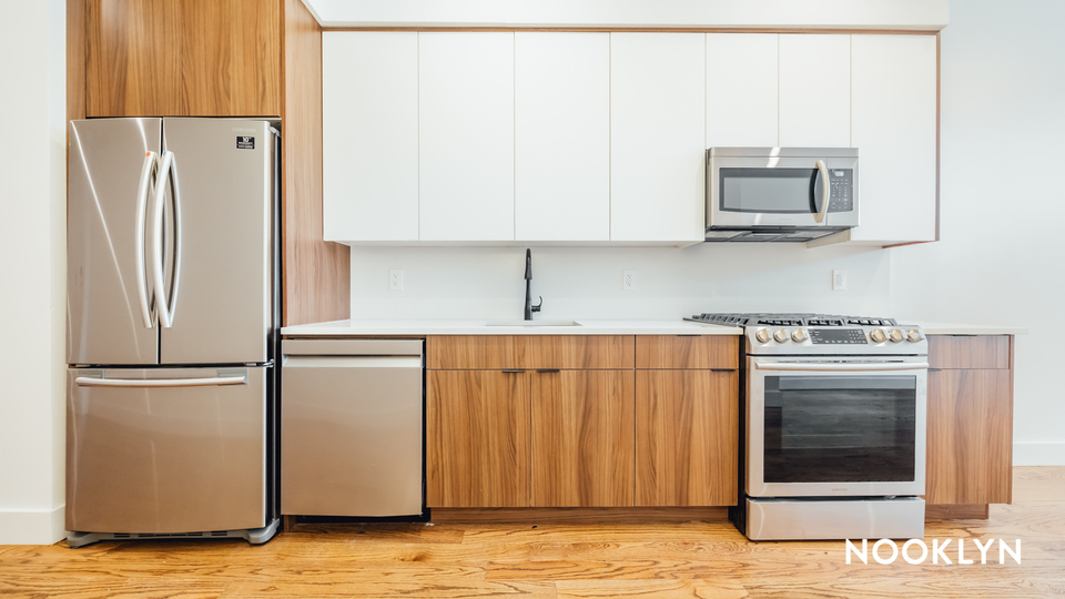 A $3,500.00, 2 bed / 1.5 bathroom apartment in Bed-Stuy
