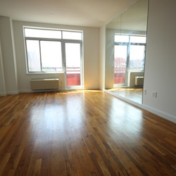 A $2,150.00, 0 bed / 1 bathroom apartment in Williamsburg