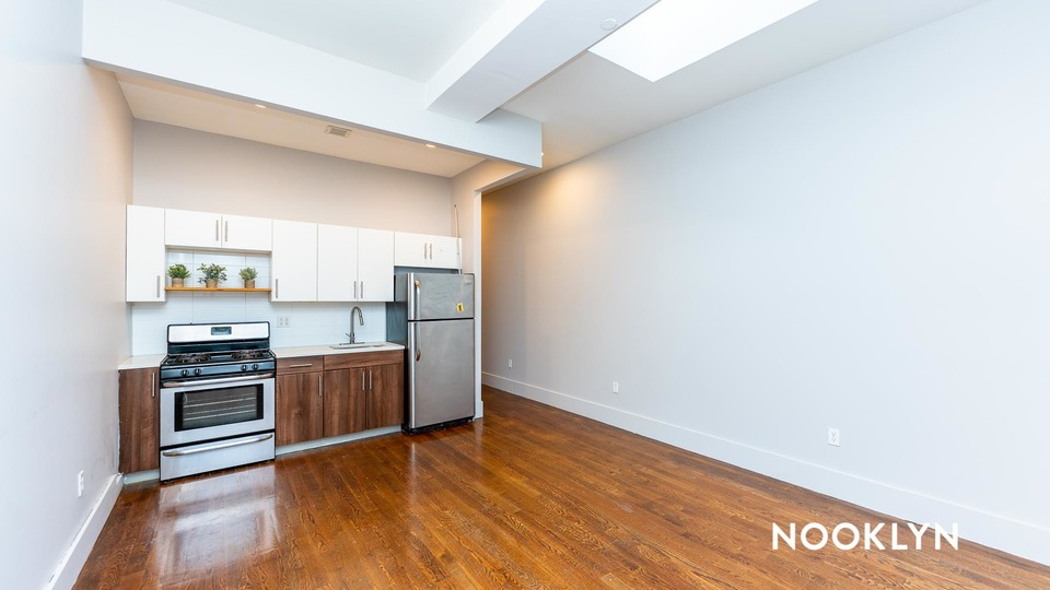 A $2,335.00, 2 bed / 1 bathroom apartment in Bed-Stuy