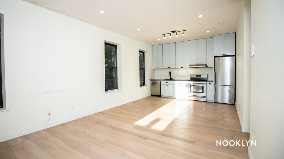 A $4,079.00, 4 bed / 2 bathroom apartment in Bed-Stuy