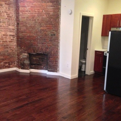 A $2,100.00, 0 bed / 1 bathroom apartment in Clinton Hill
