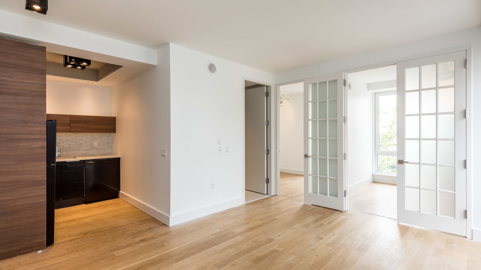A $2,700.00, 2 bed / 1 bathroom apartment in Williamsburg