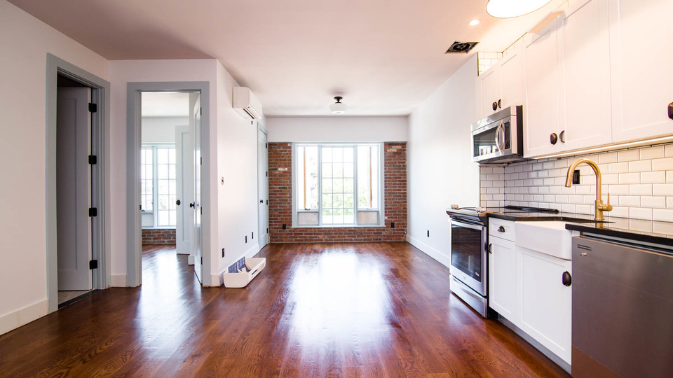 A $2,500.00, 1 bed / 1 bathroom apartment in Bed-Stuy