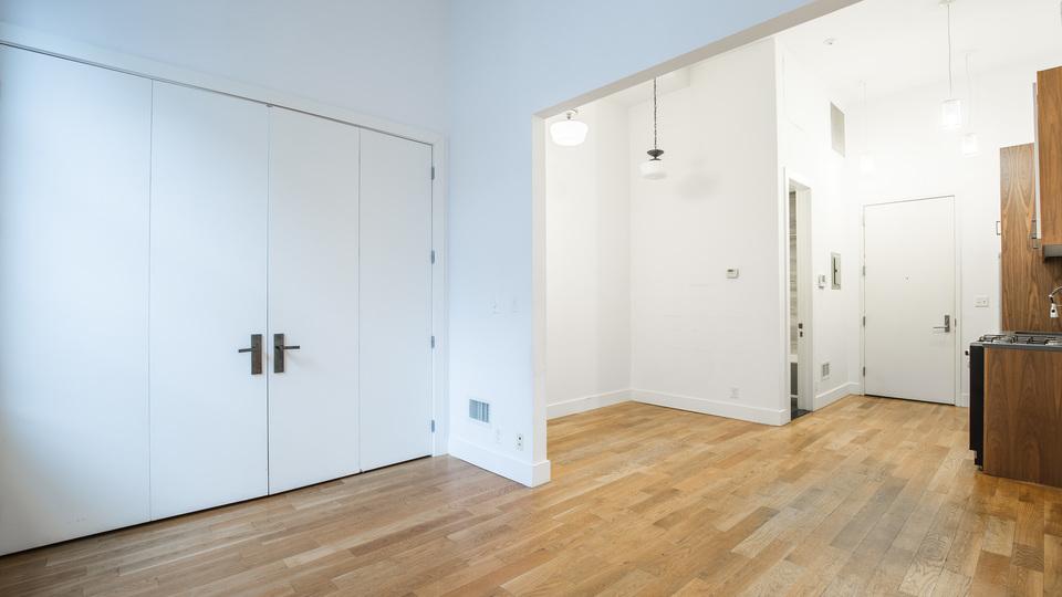 A $2,062.00, 0 bed / 1 bathroom apartment in Bushwick