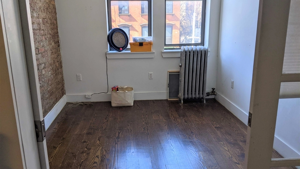 A $2,175.00, 2 bed / 1 bathroom apartment in Bed-Stuy