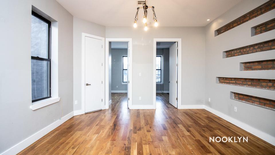 A $2,900.00, 4 bed / 2 bathroom apartment in Ridgewood