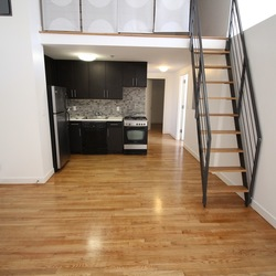 A $2,850.00, 2.5 bed / 1 bathroom apartment in Bushwick