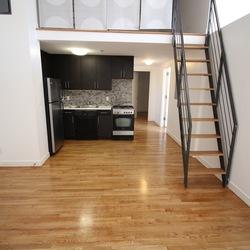 A $2,850.00, 2.5 bed / 1 bathroom apartment in Bushwick