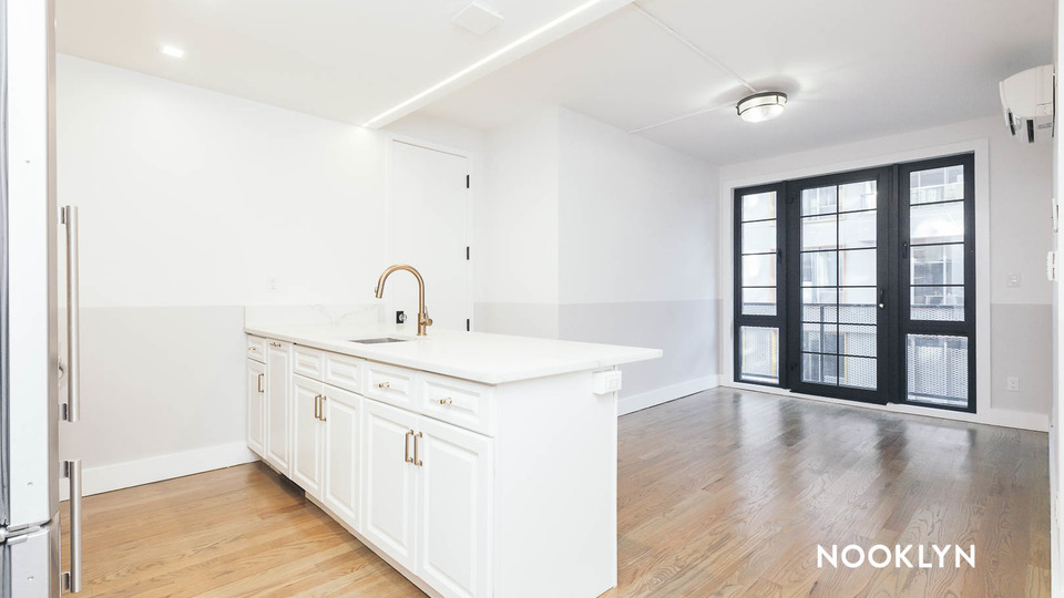 A $3,150.00, 2 bed / 2 bathroom apartment in Bushwick
