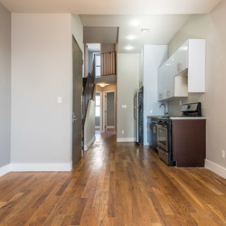 A $3,850.00, 4 bed / 2 bathroom apartment in Williamsburg