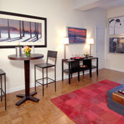 A $3,650.00, 1.5 bed / 1 bathroom apartment in Financial District