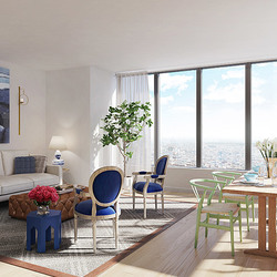 A $2,715.00, 0 bed / 1 bathroom apartment in Boerum Hill