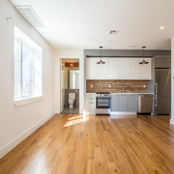 A $2,600.00, 2 bed / 1 bathroom apartment in Bed-Stuy
