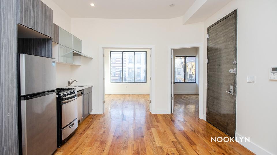 A $3,000.00, 4 bed / 2 bathroom apartment in Bushwick