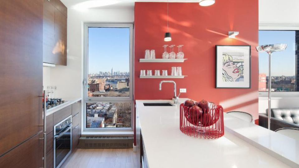 A $3,895.00, 2 bed / 2 bathroom apartment in Clinton Hill