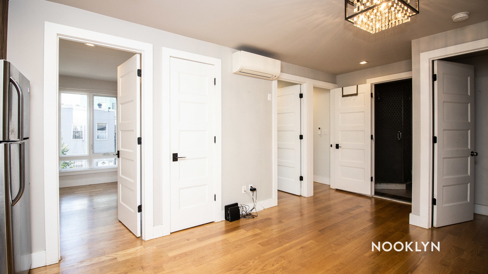 A $2,650.00, 4 bed / 2 bathroom apartment in Bushwick