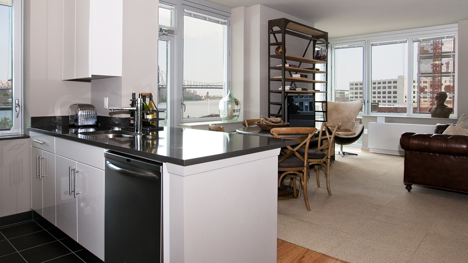 A $2,855.00, 0 bed / 1 bathroom apartment in Long Island City