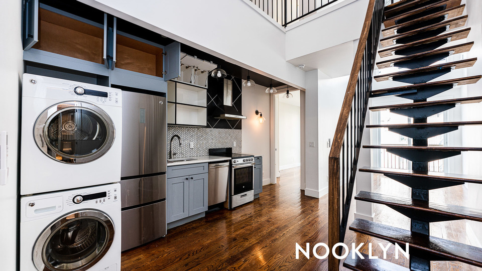 A $3,850.00, 2 bed / 1 bathroom apartment in Williamsburg