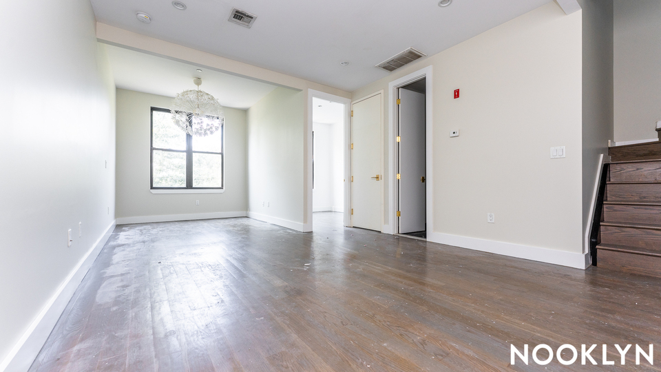 A $3,530.00, 4 bed / 2 bathroom apartment in Bed-Stuy