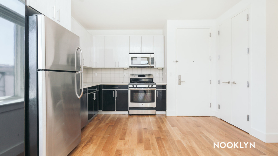 A $3,300.00, 2 bed / 1 bathroom apartment in Williamsburg