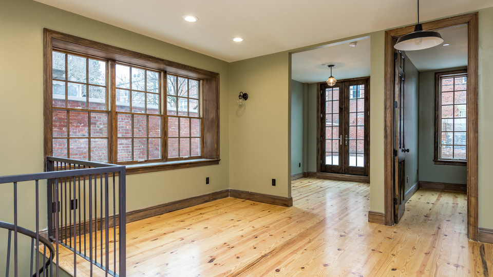 A $4,865.00, 4 bed / 1.5 bathroom apartment in Greenpoint