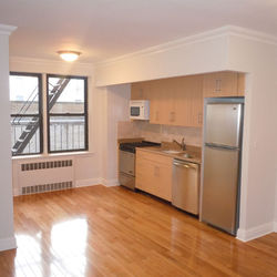 A $2,995.00, 0 bed / 1 bathroom apartment in West Village