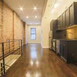 A $1,950.00, 1 bed / 1.5 bathroom apartment in Bed-Stuy