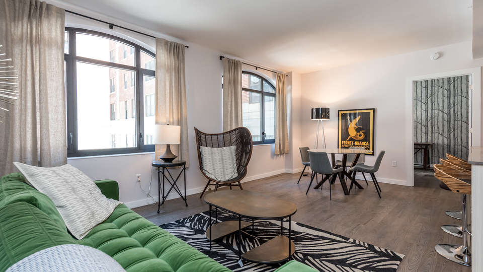 A $3,785.00, 2 bed / 2 bathroom apartment in Prospect Park South