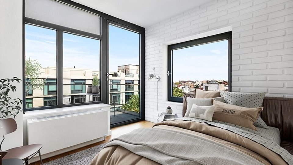 A $5,408.00, 2 bed / 2 bathroom apartment in Williamsburg