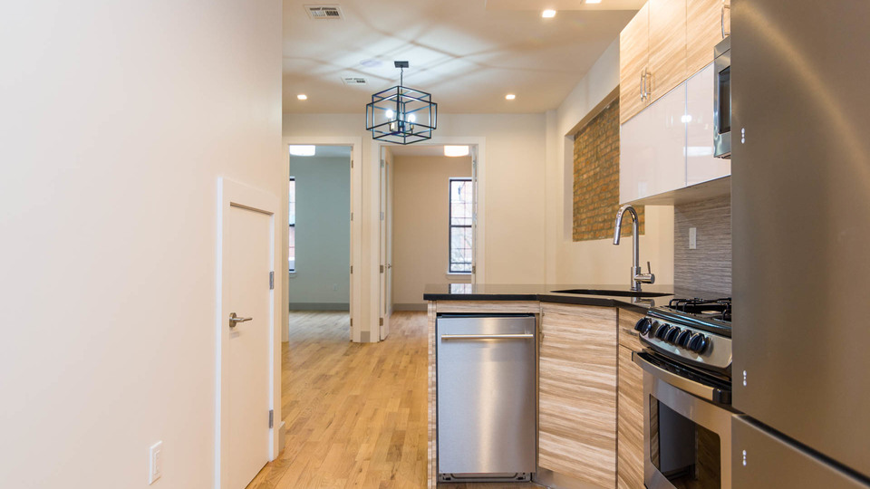 A $3,209.00, 3 bed / 2 bathroom apartment in Bushwick