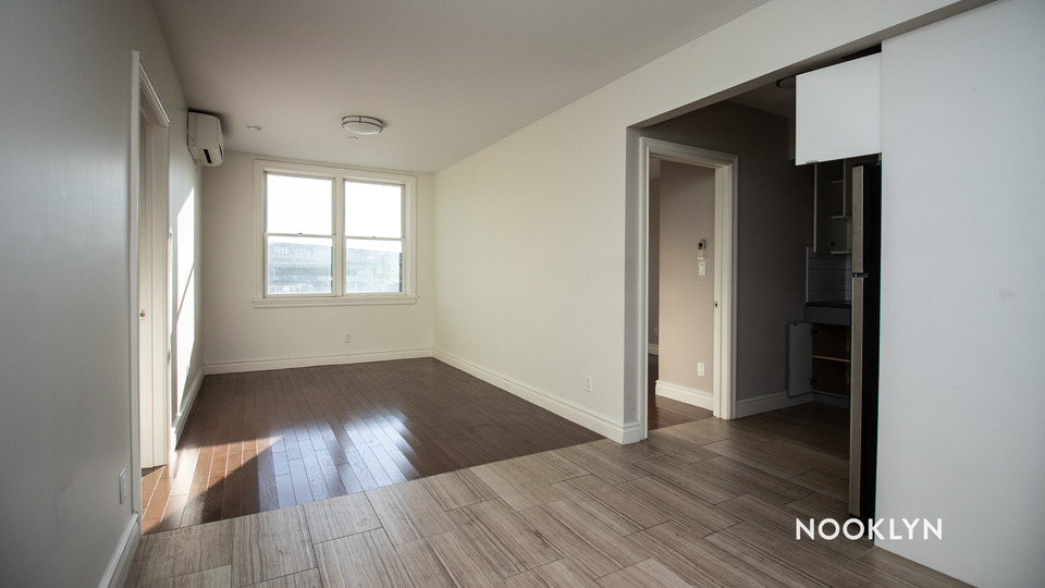 A $2,400.00, 2 bed / 2 bathroom apartment in Bushwick