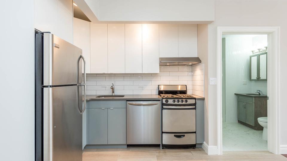 A $2,300.00, 1 bed / 1 bathroom apartment in Bushwick