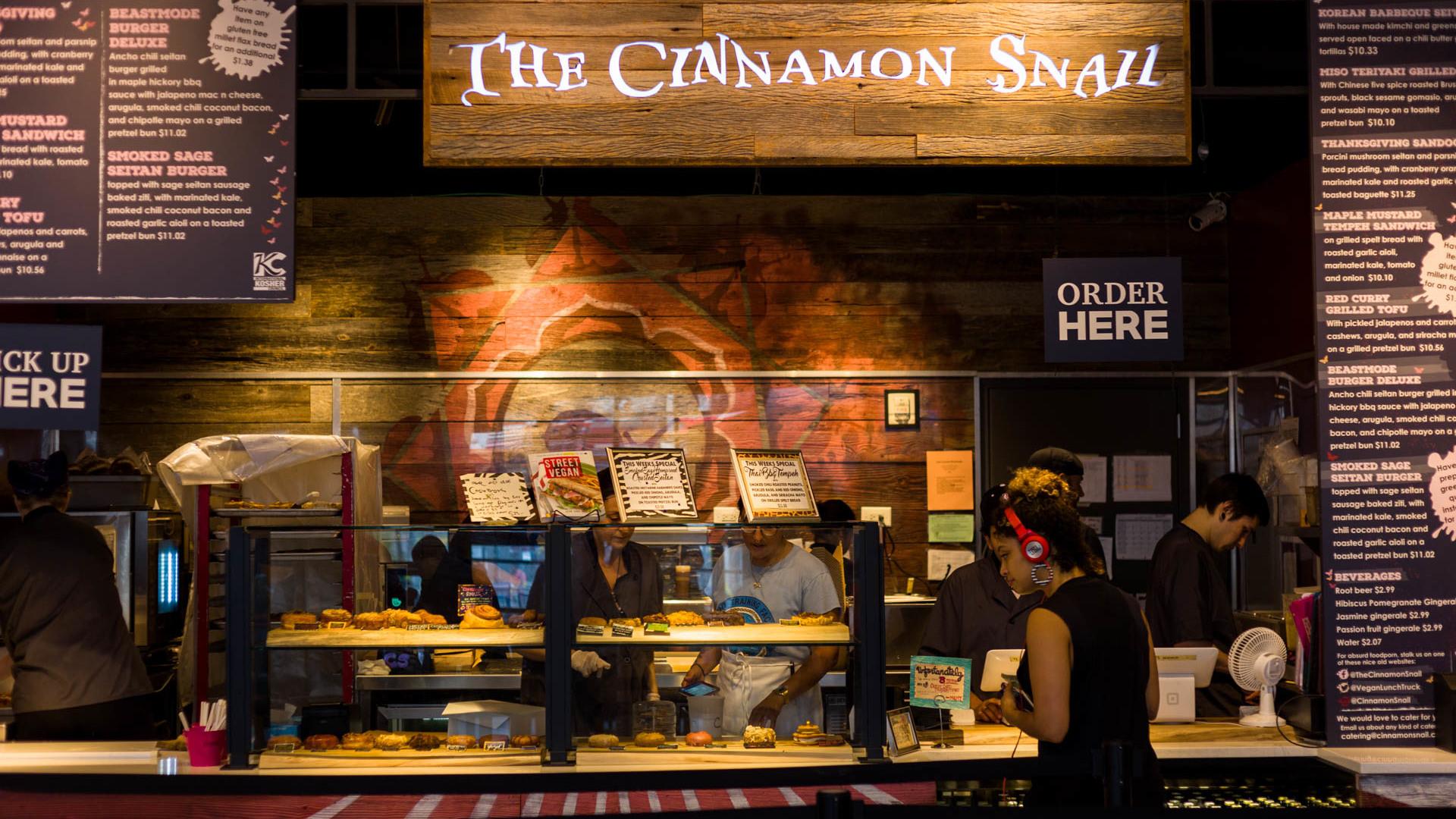 Cinnamon snail pennsy 1