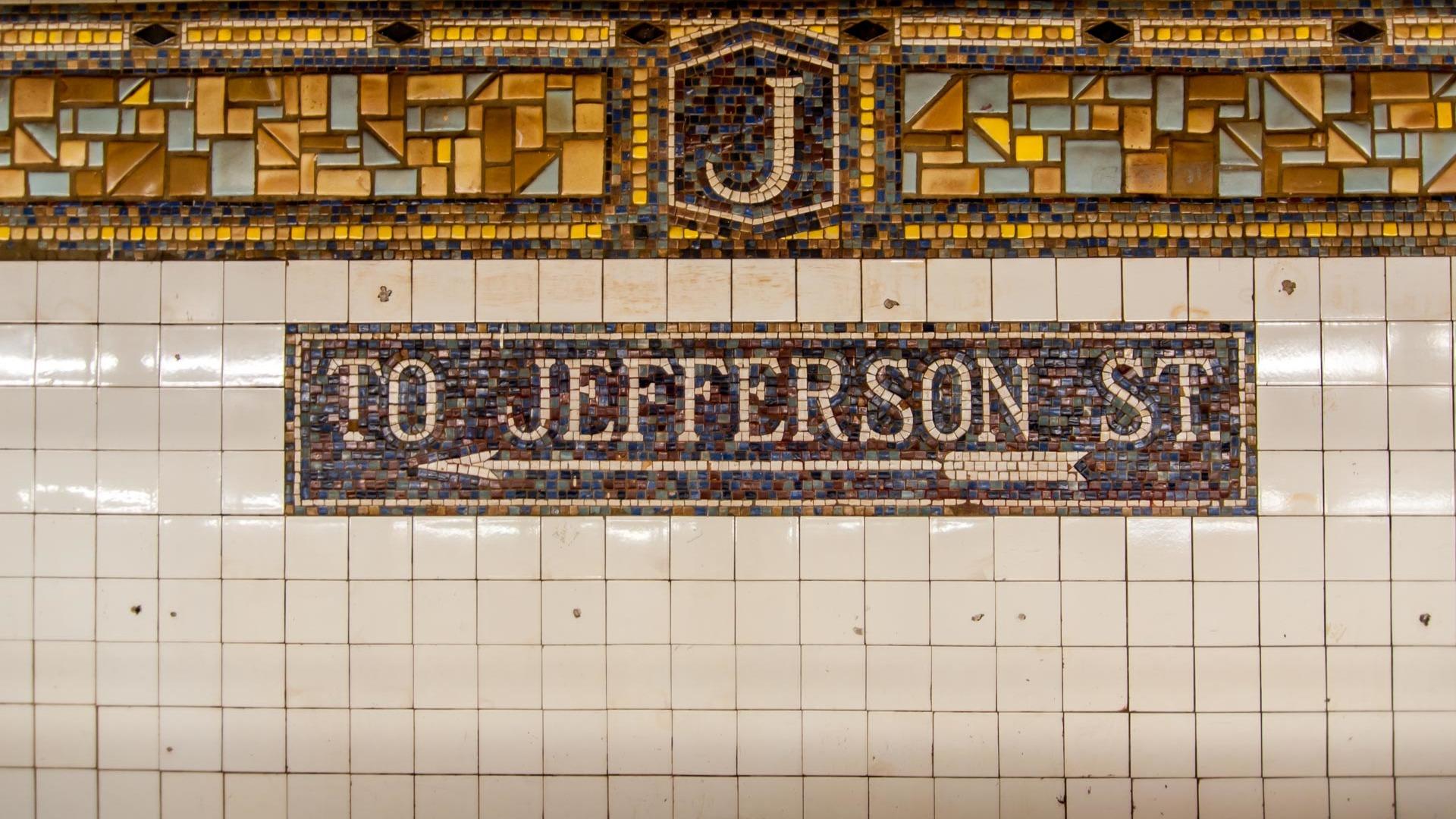 Jefferson street l station 28