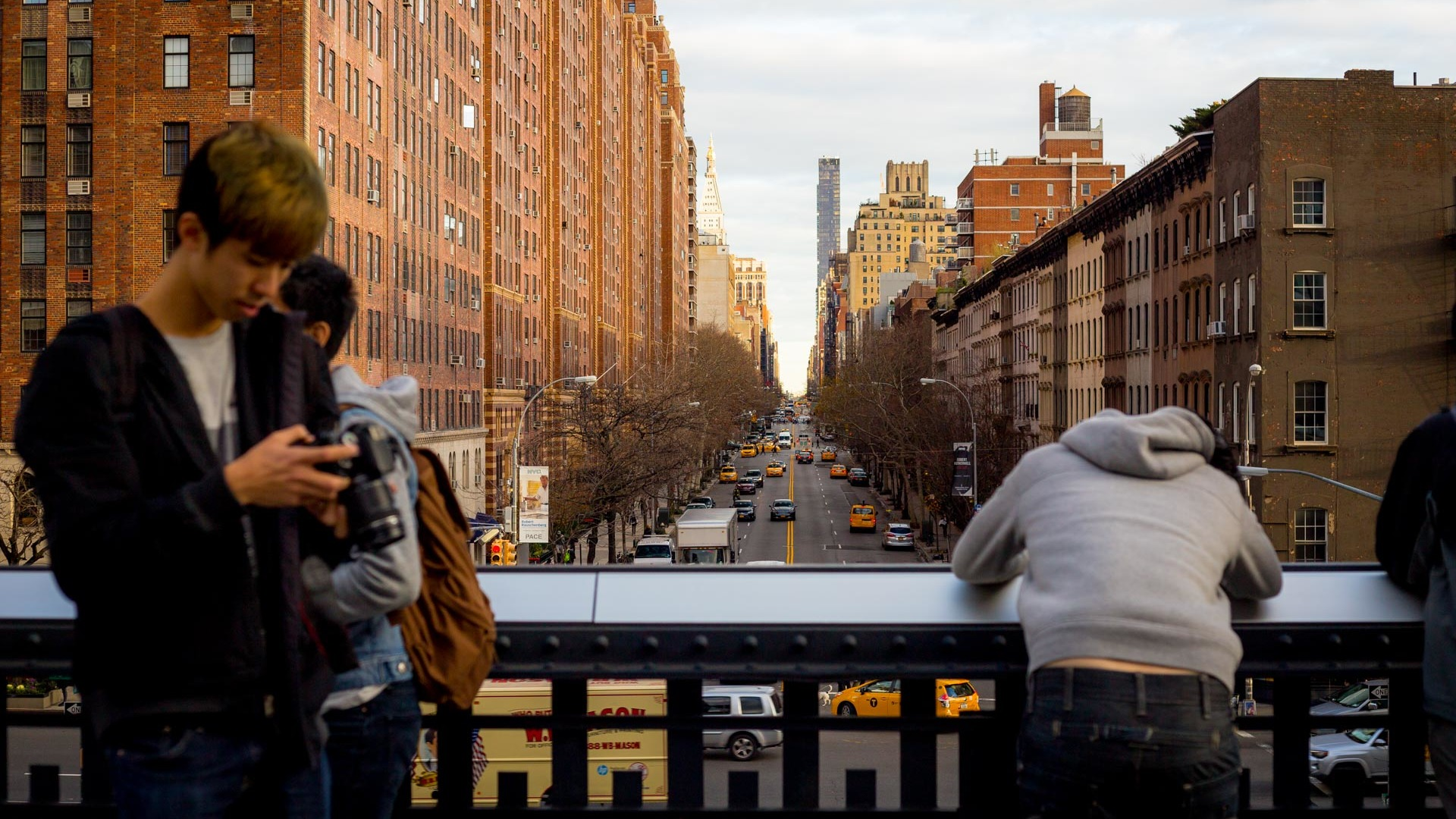 The high line 7