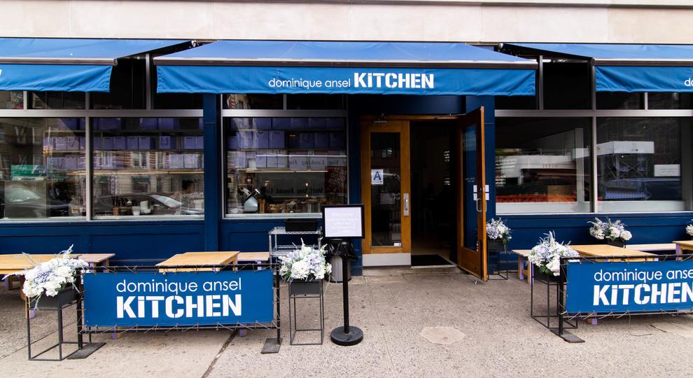west village manhattan - Dominique Ansel Kitchen